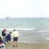 2004 Mackinac In Rain