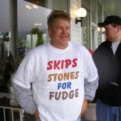 2004 Russ Byars at Fudge Shop