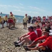 2009 Beach Scene