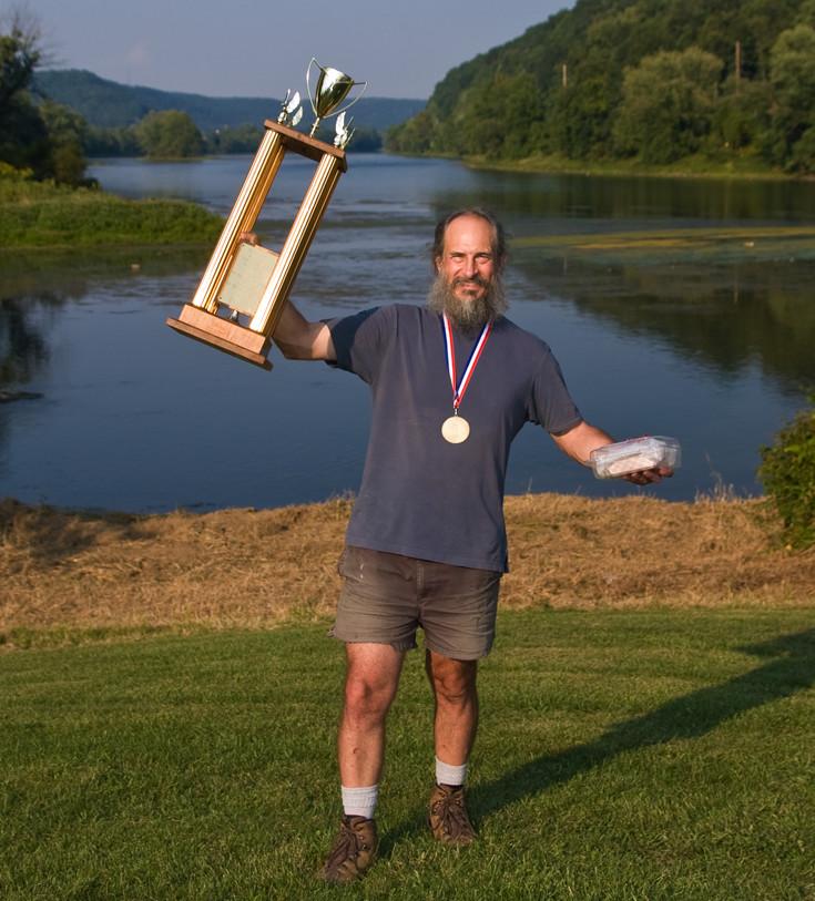 1st Annual Lake Paran Stone Skipping Tournament